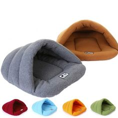 Simple Style Warm Sleeping Bags Kennel Pet Nest Dog Litters