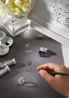 Introducing the De Beers Enchanted Lotus collection   The Parisian Eye
