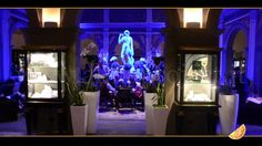 ALMA PROJECT - DJ, Sax & Double Bass @ Four Seasons Hotel Florence - FSH SB