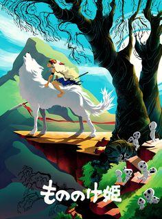 Otaku Obscura, the Joshua Budich Anime Art show, opens October 4 at Spoke Art in San Francisco. Featuring tributes to Akira, My Neighbor Totoro etc Art Anime, Anime Kunst, Anime Manga, Studio Ghibli Films, Art Studio Ghibli, Background Hd Wallpaper, Wallpaper Gallery, Hayao Miyazaki, Totoro