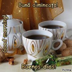 Good morning!e Good Morning, Mugs, Tableware, Good Day, Dinnerware, Bonjour, Cups, Mug, Dishes