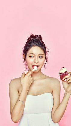 AOA 설현 Seolhyun 雪炫    2016 아이폰 배경 g마켓