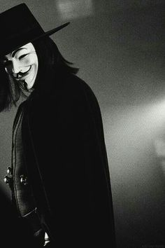 V for Vendetta Rick And Morty, V Pour Vendetta, Ideas Are Bulletproof, The Fifth Of November, Movie V, Dc Comics, Light Film, Guy Fawkes, Women Names