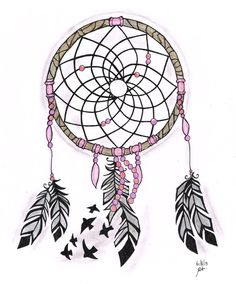 Dream Catcher Drawings | Comments