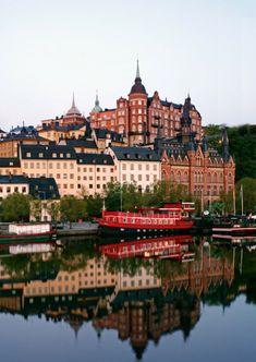 STOCKHOLM SPECIAL: MITTSOMMER IN SCHWEDEN