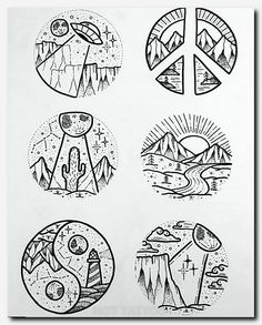 New Drawing Tattoo Ideas Sketches Doodles Ideas Easy Drawings, Tattoo Drawings, Pencil Drawings, Alien Drawings, Body Art Tattoos, Tatoos, Tattoo Hip, Tattoo Wolf, Ink Tattoos