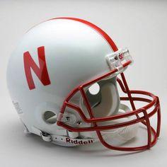 University of Nebraska Cornhuskers football helmet