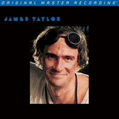 James Taylor - Dad Loves His Work on Numbered Limited Edition Hybrid SACD from Mobile Fidelity