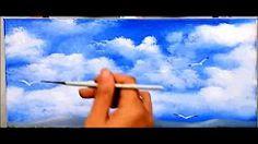 YAĞLI BOYA portre nasıl çizilir - YouTube