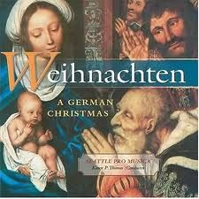 This performance features the joyous sounds of traditional German choral music for Christmas, including an atmospheric candlelight processional; traditional carols; and beautiful works by Brahms, Bruckner, Hildegard von Bingen, and Mendelssohn.