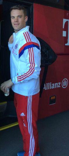 Manuel Neuer #MiaSanMia