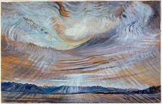 """Emily Carr, """"Sky"""" (1935-1936)"""