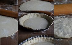 pâte brisée au yaourt (sans beurre) | Le Sucré Salé d'Oum Souhaib