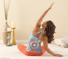 5 easy yoga poses to alleviate back pain: http://www.yogajournal.com/practice/2835
