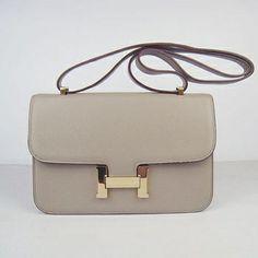 Hermes Constance Bag Calfskin...