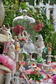 9th annual Mad Tea Party♥