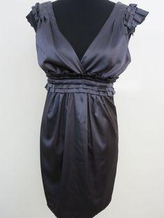 Cooper St Dress Size 8 Sleeveless Grey Above Knee 11.15