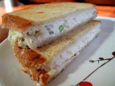 Grilled Crab And Cheddar Sandwich Recipe - Food.com
