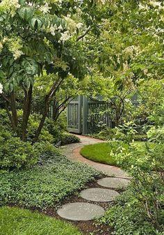 64 Awesome Secret Garden Design Ideas #gardendesign #gardenideas #secretgardendesign : solnet-sy.com
