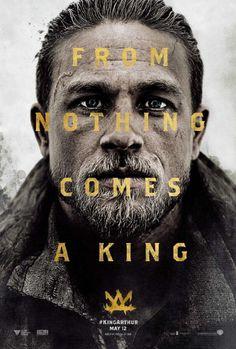 New take of King Arthur. Opening May 12.