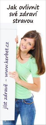 baner kerbet - jak ovlivnit sve zdravi stravou