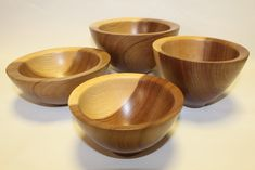 Simon Begg, elm. Some of my latest bowls. #woodturning #bowl #camphor #elm