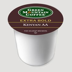GMC Breakfast Blend K-Cup: very much what you'd imagine a breakfast blend to be; easy on the pallet but forceful enough to jump start your day. Coffee K Cups, Coffee Drinks, Coffee Talk, Green Mountain Coffee, Ripe Fruit, Dark Roast, Blended Coffee, Ben And Jerrys Ice Cream, Best Coffee