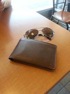 Bellroy wallet.