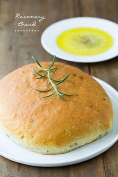 Rosemary Bread {Macaroni Grill Copycat Recipe} - Cooking Classy