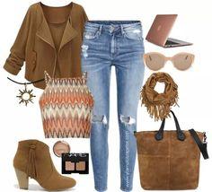 Te gusta este Outfit. Más ideas en... http://www.1001consejos.com/