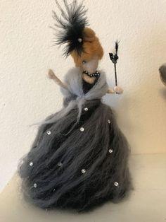 Nuno Felting, Needle Felting, Felt Angel, Felt Fairy, Flower Fairies, Fabric Ribbon, Waldorf Dolls, Fairy Dolls, Felt Dolls