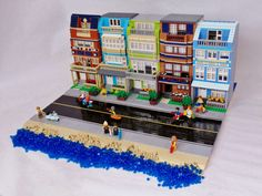 Builder Showcase - Mel Finelli — BrickNerd - Your place for all things LEGO and the LEGO fan community