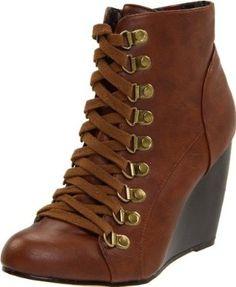 Madden Girl Women's Delaneyy Wedge Boot
