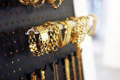 vintage gold bracelets