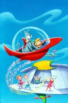 Elroy behind the controls (Cartoon Network - Boomerang)