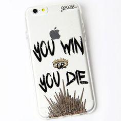 Capinha para celular Vencer ou Morrer