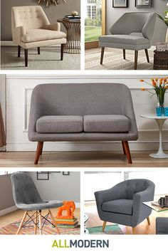 Look no further, AllModern has exactly what you've been searching for in contemporary bedding, loveseats, accent chairs and more! Visit AllModern today to explore our selection and sign up for exclusive access to deals for your modern home. Free shipping on orders over $49!