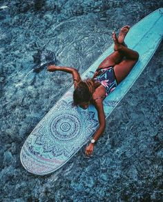 surfer girl @walulife