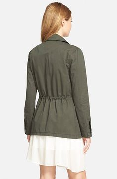 cupcakes and cashmere 'Presidio' Military Jacket (Nordstrom Exclusive) | Nordstrom