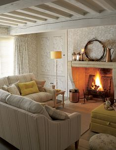 Introducing the Laura Ashley Hedgerow collection... our cosiest collection yet for autumn / winter 2014...