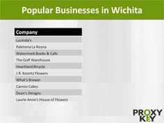 8 Best Wichita Ks Private Proxies Images On Pinterest Proxy Server
