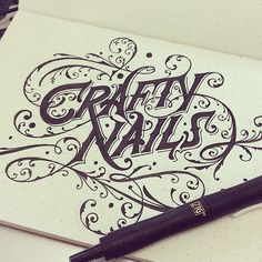 Crafty Nails by Patrick Cabral