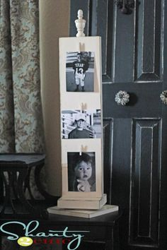DIY HOME : DIY Pottery Barn Inspired Photo and Gretting Card Carousel