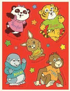 I had so many of these! Shirt Tales