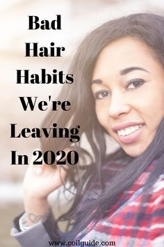 2021 is going to be so much better, it's going to be the year of healthy hair! We've already been through so much this year, so we're going to leave all bad habits behind us! #healthyhair #naturalhair #haircare #2021 Natural Hair Care Tips, Natural Hair Regimen, How To Grow Natural Hair, Natural Hair Journey, Natural Hair Styles, Hair Without Shampoo, Thick Coarse Hair, Afro Hair Care, Hair Health And Beauty