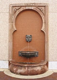 Cat Fountain in the Country Club Plaza, kansas City, Missouri