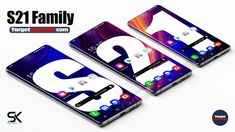 Samsung Galaxy S21 (2021) smartphones will receive platforms Technology World, Science And Technology, Latest Technology Updates, Tech Gadgets, Smartphone, Samsung Galaxy, Display, Platforms, Larger