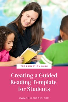 What if there was a way to increase student engagement during guided reading lessons and ensure they understand the purpose of each activity presented to the them? Learn the simple steps one can follow for creating a student planner that will do precisely that! - #learntoread #reading #guidedreading #guidedreadingtemplate