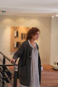 Agnès His, céramiste