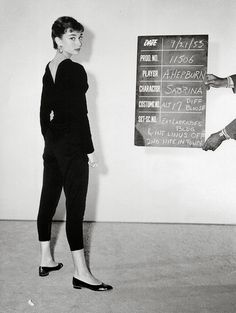 10 Vintage Wardrobe Test Shots from Famous Movies